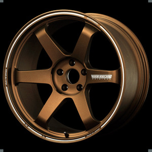 TE37 ultra For PORSCHE 19inch (BR) VOLKRACING RAYS / 볼크레이싱 레이즈 단조 경량 휠 (5h-130)