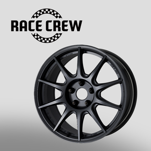 TYPE CS 18inch (MBL) M.C.O RACING WORK / 워크 경량 휠 (5h-100,5h-114.3)